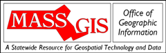 Massachusetts Office of Geographic Information (MassGIS) logo